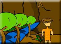Cave Man Animation