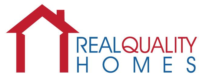 real quality homes logo design cheap website design melbourne you go designs. Black Bedroom Furniture Sets. Home Design Ideas