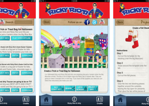 Ricky-Riot-Art-&-Craft-Show-iPhone-App
