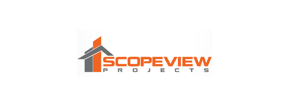 Scope view projects logo design cheap website design for Building design company