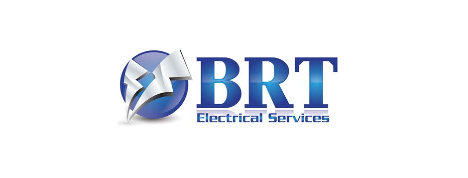 Electrical Design Services : Brt electrical services logo design cheap website