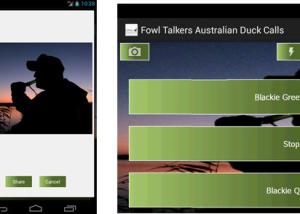 Duck-Call-App