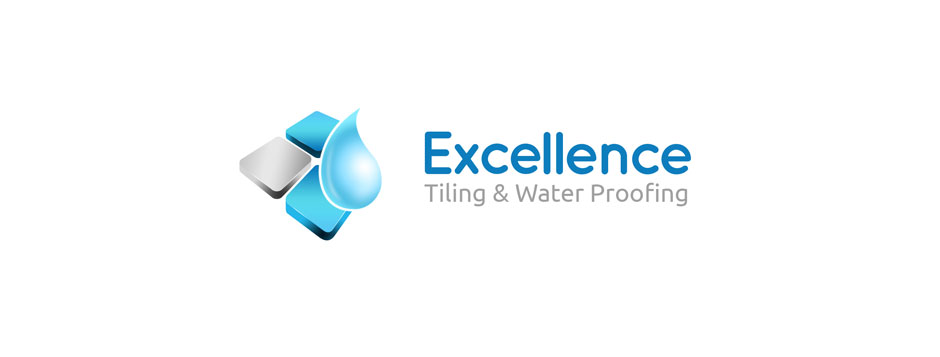 Excellence Tiling Logo Design - Cheap Website Design ...