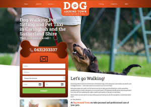 Dog-Around-Town-Website-Design