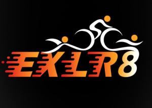 Exlr-logo design