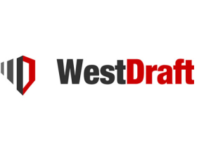 west-draft-logo-design
