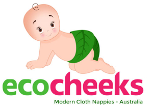 eco-cheeks-logo-design