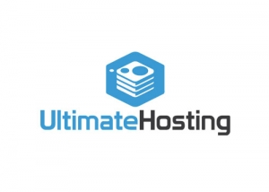 Ultimate-Hosting-Logo-Design