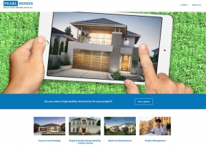 Pearl-Homes-Website-Design