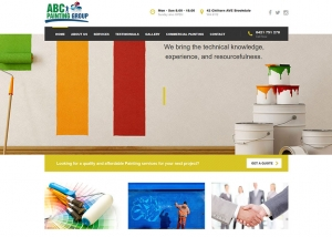 ABC-Painting-Website-Design