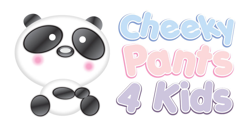 Cheeky-Pants-4-Kids-Logo-Design