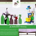 Melbourne-Cleaning-Website-Design