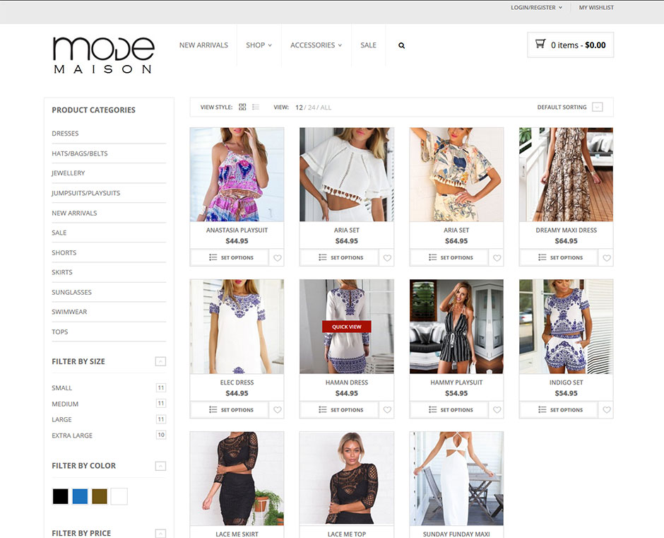 clothes-ecommerce-store